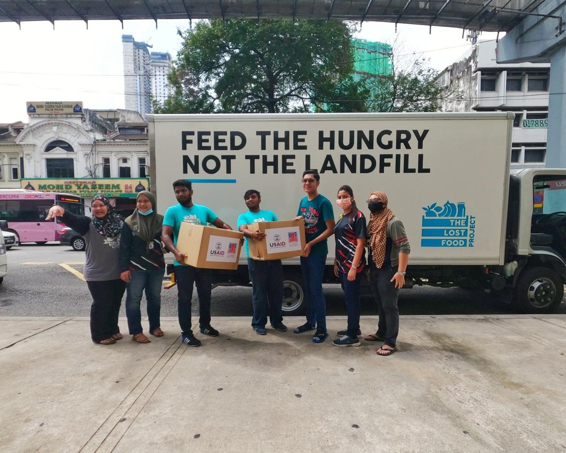 Sponsor our FoodAid